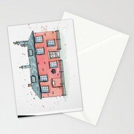 Jane Austen family house Stationery Cards