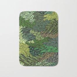 Leaf Cluster Bath Mat