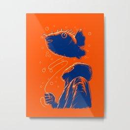My balloon Metal Print