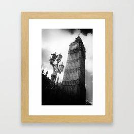 Elements of London IV Framed Art Print