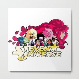 stevenn friend universe Metal Print