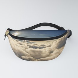 clouds (Above The Heavenly Clouds) Fanny Pack