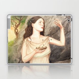 Melissa ~ A Compendium Of Witches Laptop & iPad Skin
