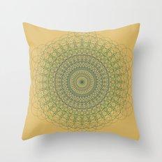 Ornament Groovesky Throw Pillow