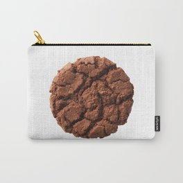 Dark chocolate cookie Carry-All Pouch