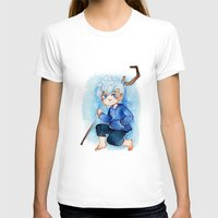 jack frost T-shirts featuring Jack Frost by noCek