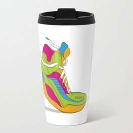 90s shoe / throwback Travel Mug