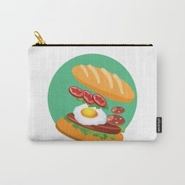 Vietnamese Banh Mi Awesome Food Carry-All Pouch