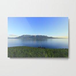Dream Away Landscape Metal Print