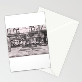 meatball shop.... Stationery Cards