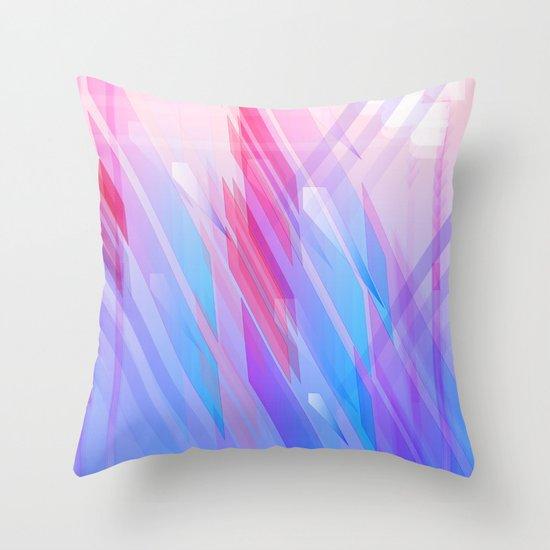 Crystal Throw Pillow