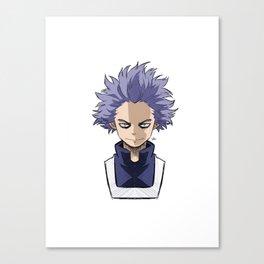 Hitoshi Canvas Print