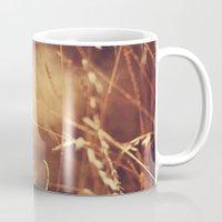golden Mugs featuring Golden by Nina's clicks