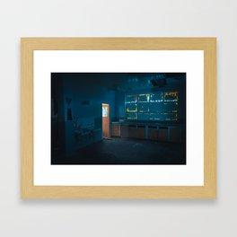 Hosts: Self (2016) Framed Art Print