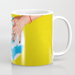 Electronic Geisha [Hands] Coffee Mug