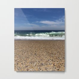You Deserve This Metal Print