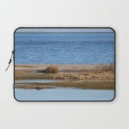 At the beach 6 Laptop Sleeve