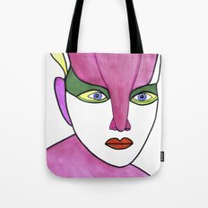Cora (previous age) Tote Bag