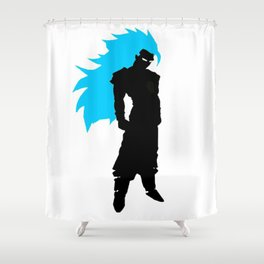 """BEYOND"" V1 Shower Curtain"