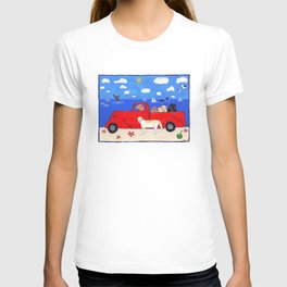 The Salty Dogs T-shirt