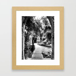 St Dunstan-In-the-East Framed Art Print
