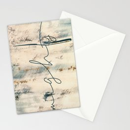 Mighty (Jeremiah 20:11) Stationery Cards