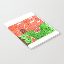 Sweetish Delight Notebook