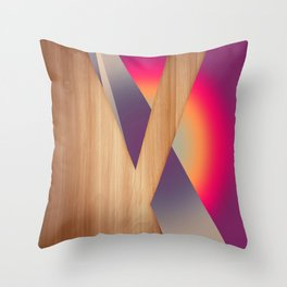 Session 11: XXV Throw Pillow