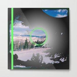rocky mountain high colorado no.6 Metal Print