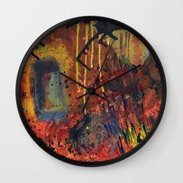 Oh ... man ... 2 Wall Clock