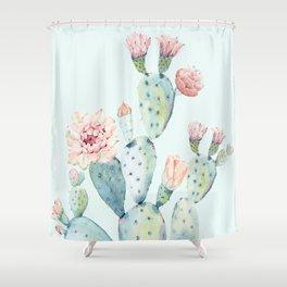 Cactus 2 #society6 #buyart Shower Curtain