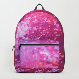 Koi in colourful pond Backpack