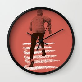 draw your path Wall Clock