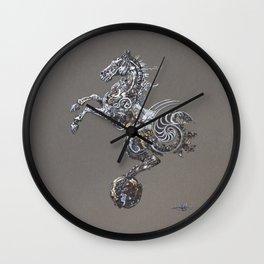 THE HORSE Wall Clock