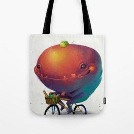Bike Monster 2 Tote Bag