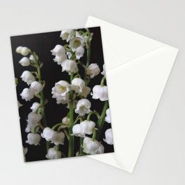 lilly of the valley 5 Stationery Cards