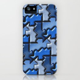 Geometrix 120 iPhone Case