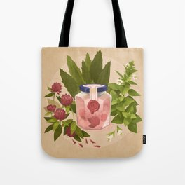Love & Protection Tote Bag