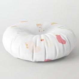Stockings 2 Floor Pillow