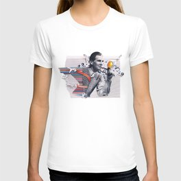 Hot Air | Collage T-shirt