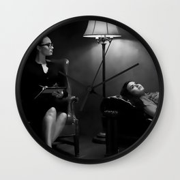 Demi #14 Wall Clock