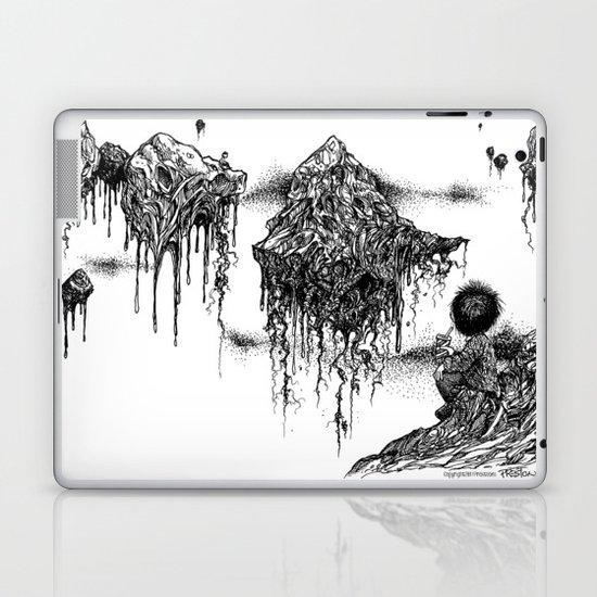 Floaters Laptop & iPad Skin