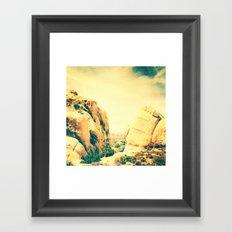 Joshua Tree 4 Framed Art Print