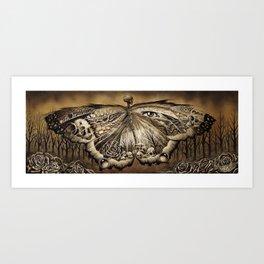 Metamorphous Art Print