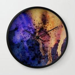 Abstract No. 324 Wall Clock