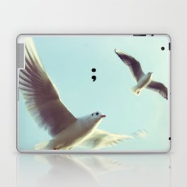 My Story Isn't Over Yet ; Laptop & iPad Skin