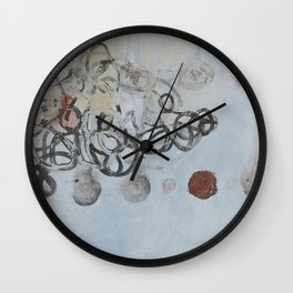 Works Every Time Wall Clock