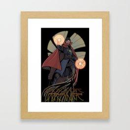 Doctor Strange (2016) Framed Art Print