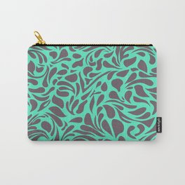 Wild Side - Mint Carry-All Pouch
