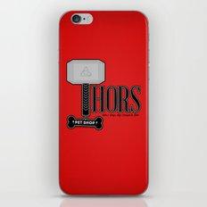Thors Petshop iPhone & iPod Skin